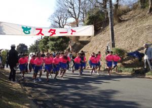 【大井町】町民健康マラソン