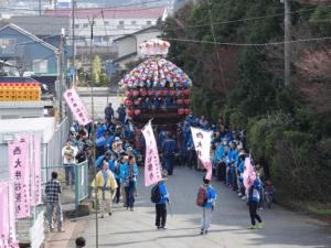 西大井祭典(山車まつり)