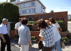 小田原養護学校大井分教室訪問1