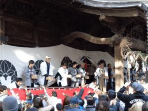 三嶋神社節分祭